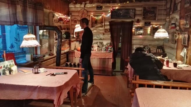 Chez Nikita Ile d'Olkhon Lac Baikal Russie