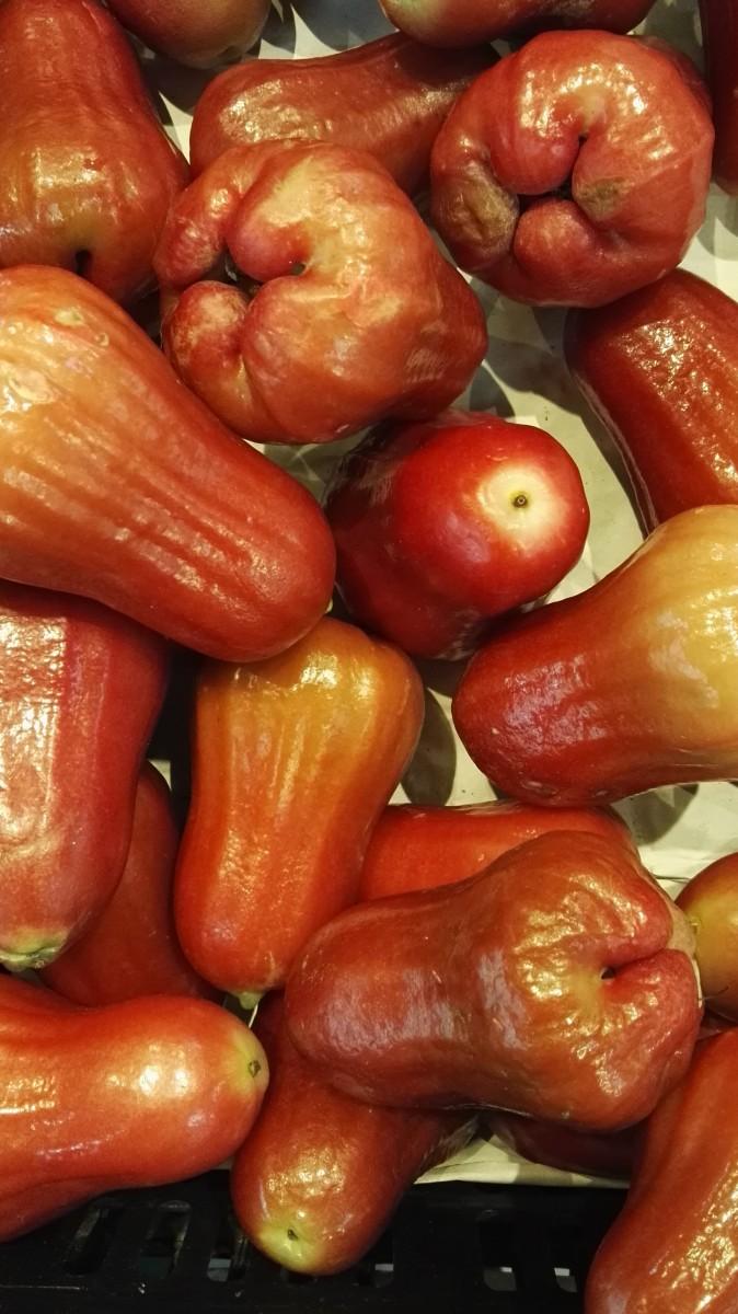 Vietnam - 5 fruits et légumes par jour mais ... lesquels ici ?