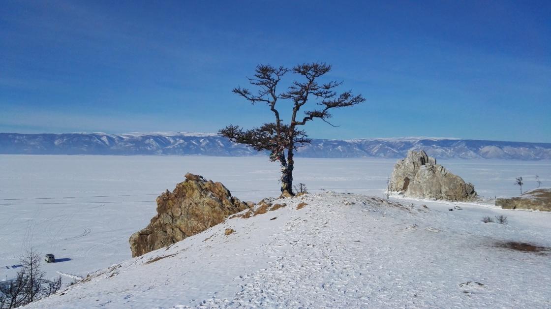 Ile d'Olkhon Lac Baikal Russie