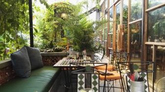 Quan bui garden - Ho Chi Minh
