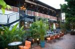 Quan Bui Garden restaurant Ho Chi Minh Vietnam