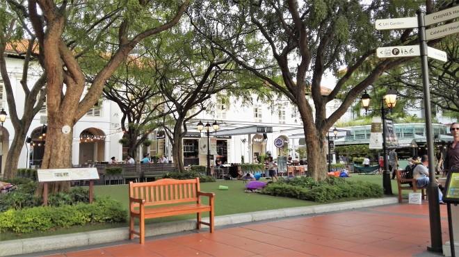 Chijmes Singapour