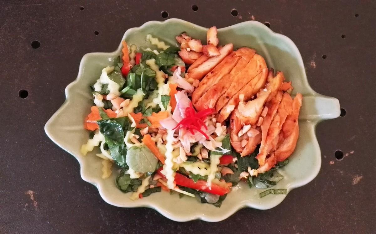 Vietnam - C'est moi qui l'ai fait ! Super cours de cuisine vietnamienne à Saigon