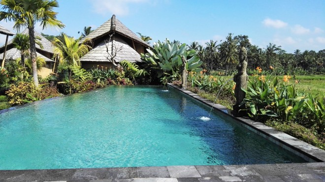 Padi Bali Eco Villas Ubud Bali Indonésie
