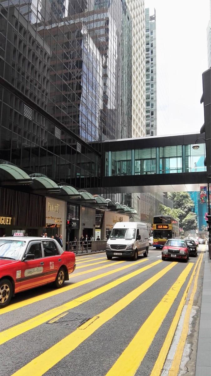 Hong Kong - Premières impressions