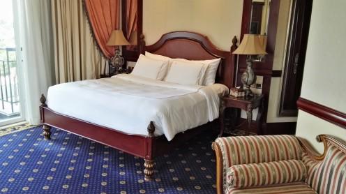 Chambre de l'hôtel Imperial