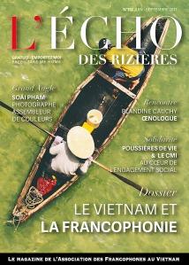 Magazine L'echo des rizieres de l'afv