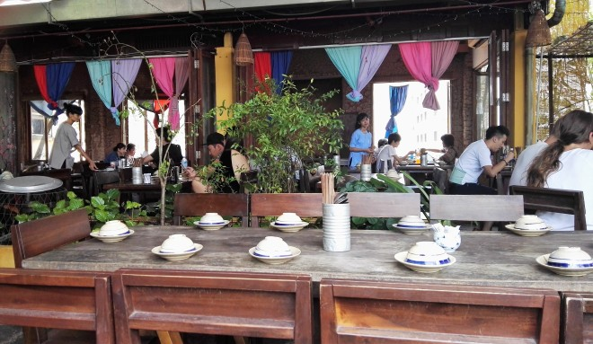 Restaurant Secret Garden Saigon