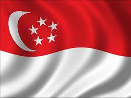 Drapeau Singapour ok