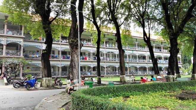 Hôpital Graal Saigon
