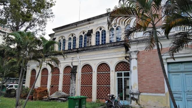 Parc de l'Hôpital Graal Saigon