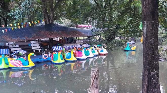 Zoo et parc botanique de Saigon Vietnam