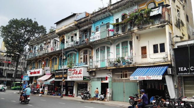 Cholon, Chinatown, Saigon, Vietnam