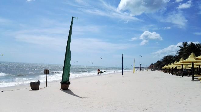 Plage de Mui Ne Cocobeach Resort Vietnam