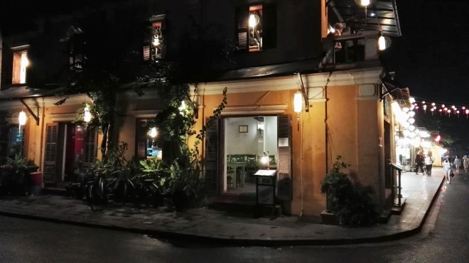 Maison de Hoi An Vietnam