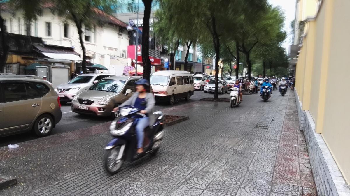 Vietnam - Saigon, une ville bruyante ?
