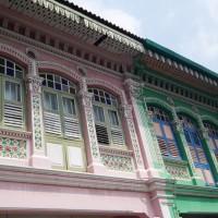 Singapour - A la découverte de Katong