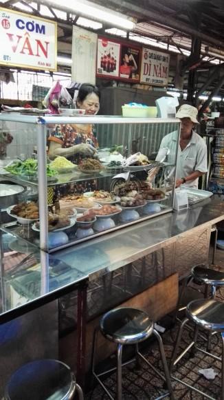 Marché de Binh Tay