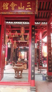 Pagode Tam Son Hoi Quan