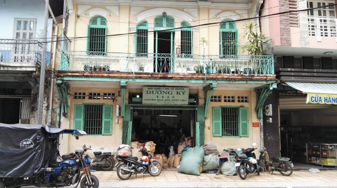 Rue Luong Nhu Hoc, Cholon, Saigon, Vietnam