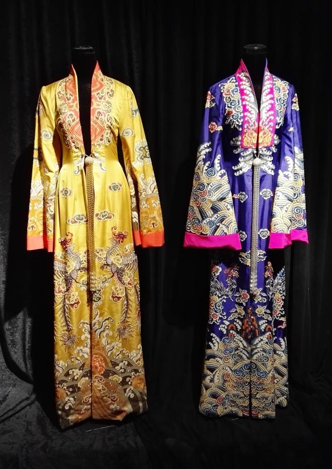 Exposition Ao Dai Saigon Vietnam