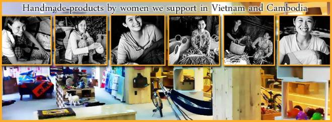Mekong Quilts boutique solidaire Saigon Vietnam