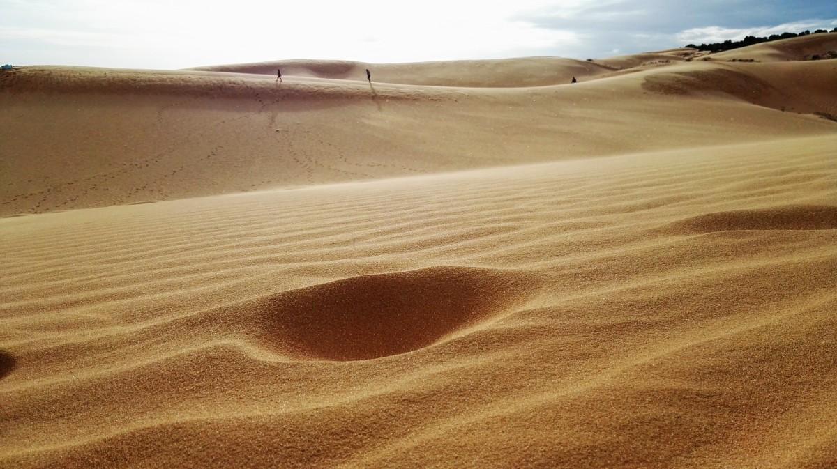 Vietnam - Sur les dunes et les plages de Mui  Ne
