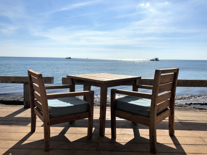 Mango Bay Resort restaurant Phu Quoc Vietnam