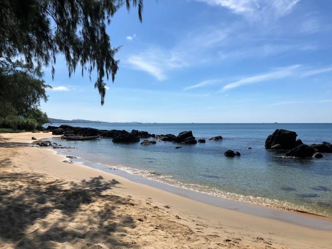 Ong Lang Beach ile de Phu Quoc