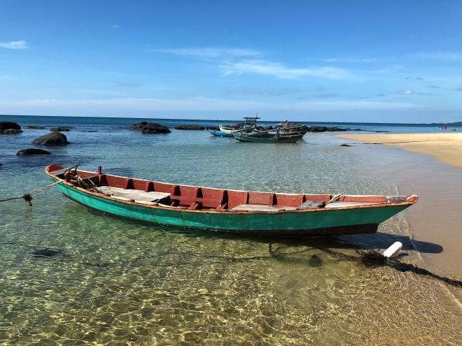 Ong Lang Beach Phu Quoc petit paradis au Vietnam