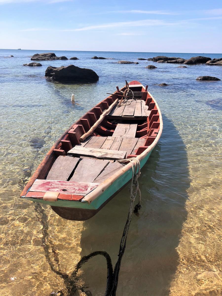 Vietnam - Les magnifiques plages de Phu Quoc