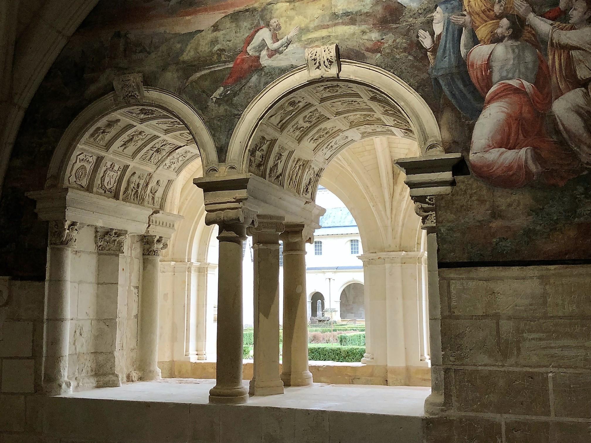 Abbaye de Fontevraud (1)