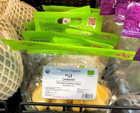 fruit bio emballage plastique